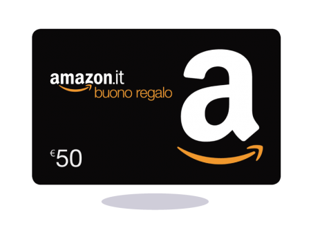 Buono AMAZON da 50 euro interessa?