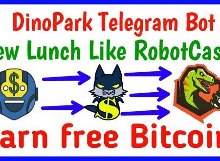 Bot e Telegram un modo semplice per guadagnare BITCOIN